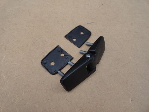 dobradiça externa para capota de fibra ou tampão maritimo