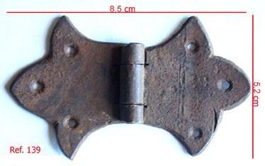 dobradiça mineira original de ouro preto artesanal rustico