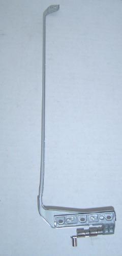 dobradiça suporte lcd direita notebook compaq presario r3000