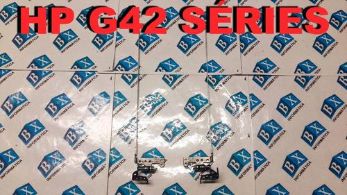 dobradiças do lcd hp g42 séries