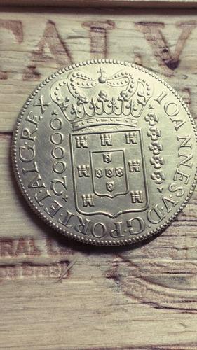 dobrão de ouro de 1726 banhado a ouro consulte datas