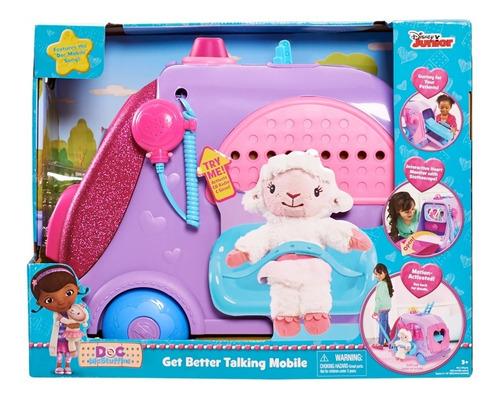 doc mcstuffins ambulancia / hospital doctora juguetes disney