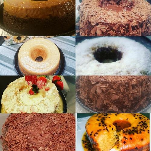 doce bolo com amor