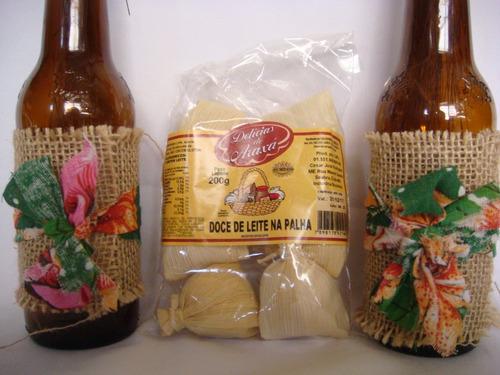 doce de leite na palha delicias do araxá