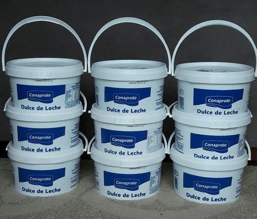 doce de leite uruguaio conaprole pote tarrina balde 3 kg