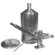 doceira  de churros em aço inox 5 litros adema
