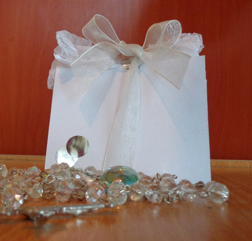 docena de caja diamante  - jewelry packs