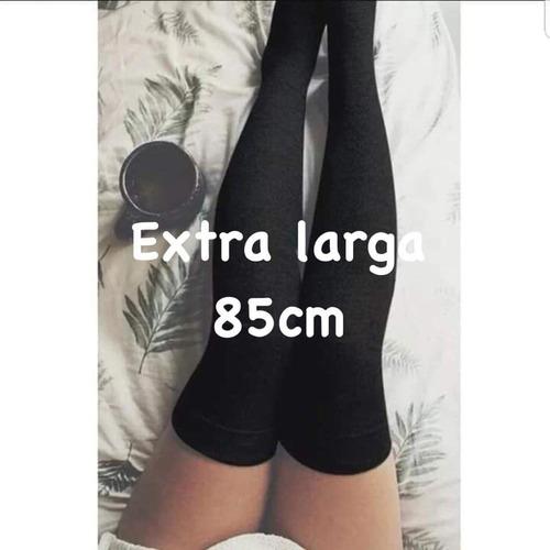 docena de calcetas extra largas 85cm muy cómodas