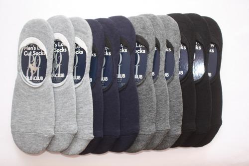 docena de calcetines cortas