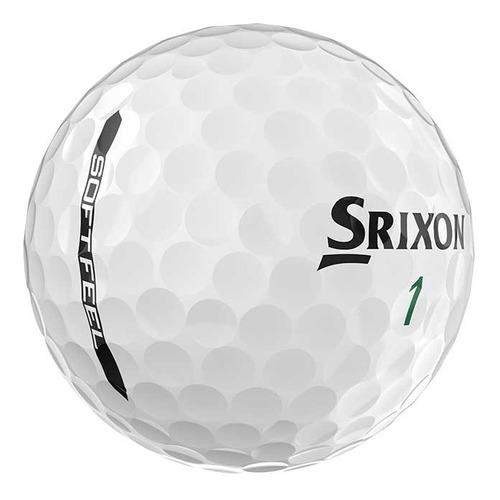 docena de pelotas srixon soft feel               golf center