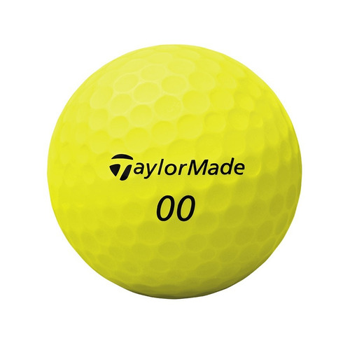 docena de pelotas taylor made proyect (s) yellow golf center