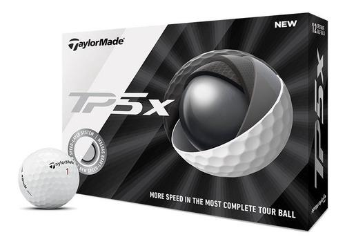 docena de pelotas taylor made tp5 x     golf center