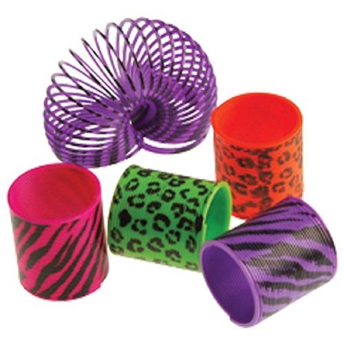 docena de surtidos animal plástico de impresión mini muel