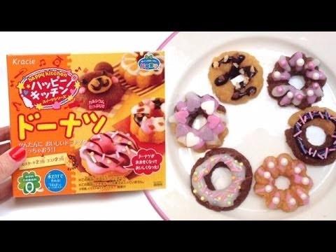 doces japoneses popin cookin * original* # donuts # + brinde