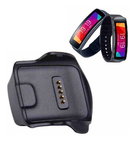 dock carregador samsung galaxy gear fit sm-r350