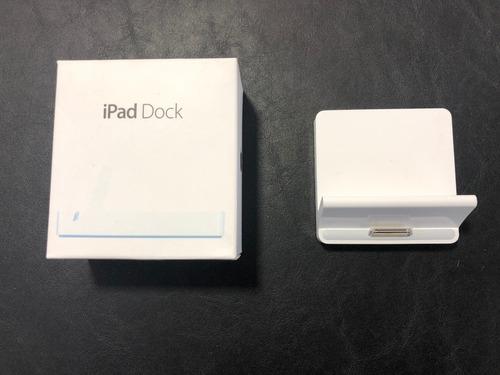 dock ipad/iphone 2/3 apple original certificado!!