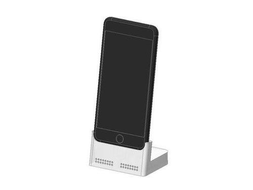 dock para  iphone 6 plus e 6s plus