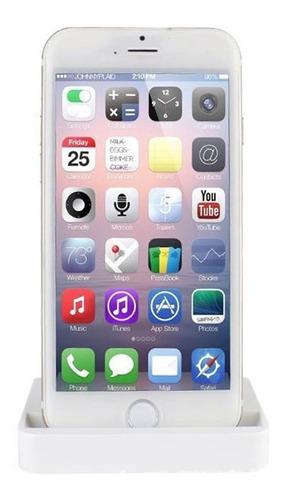 dock stand iphone para 5c original certificado!!
