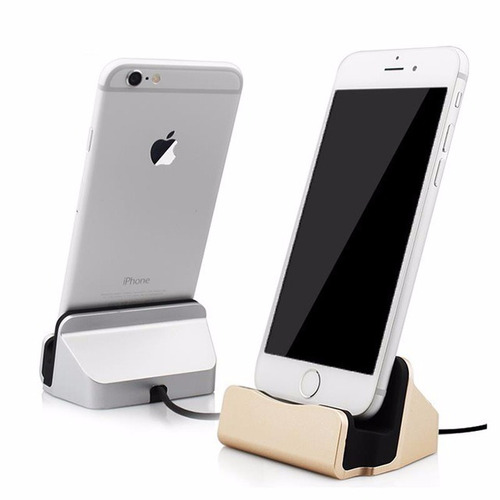 dock station carrega iphone 5 5s 6 6s 7 8 plus x lancamento