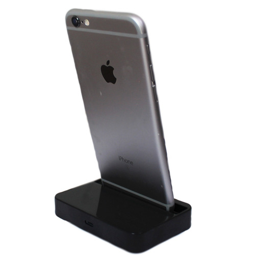 dock station iphone carregador mesa smartphone 5 6 7 8 x