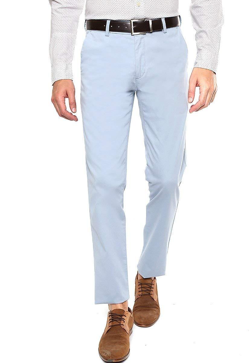 6f31ed2d1f dockers pantalon azul claro original hombre 32x34 envio grat. Cargando zoom.