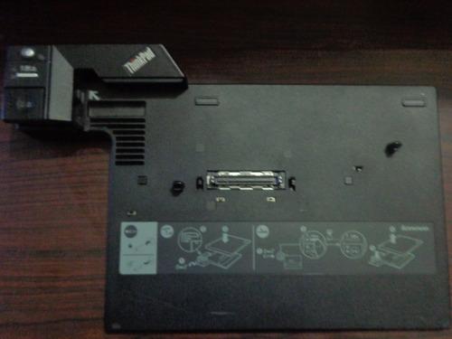 docking station-puerto replicador-laptop lenovo t400-t61-t60