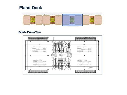 docks al río - alquiler - piso 3 - 200 m2