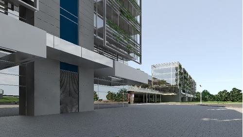 docks al rio piso 4 uf09 - alquiler oficina a+ - 155m2
