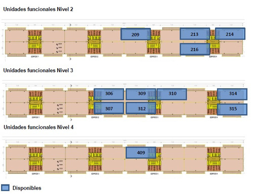docks alrio piso 2 uf14 - alquiler oficina a+ - vte lopez