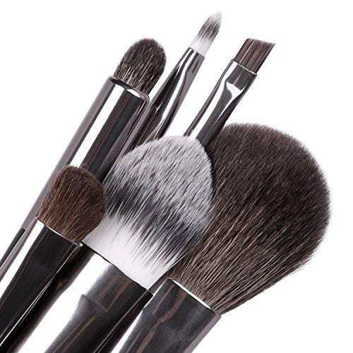 docolor 6pcs pinceles de maquillaje profesionales