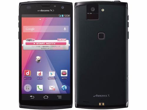 docomo fujitsu f-02e arrows android 16mp smartphone japones