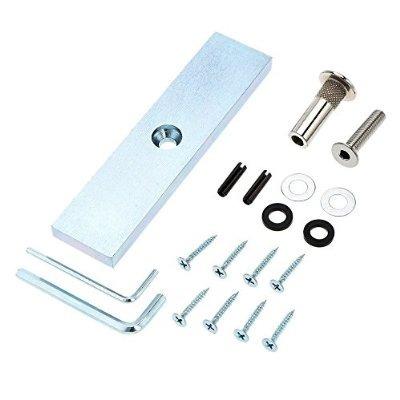 docooler sola puerta eléctrica 12v magnética electromagnétic