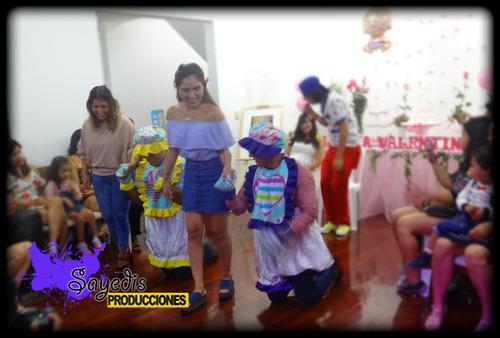 doctor claun - baby shower - payaso - infantil - filmación