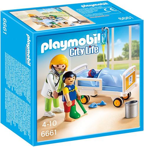 doctor con niño juguete playmobil r5229
