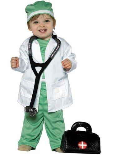 doctor futuro costume toddler