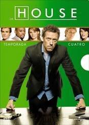 doctor house temporada 4 dvd original nueva y sellada
