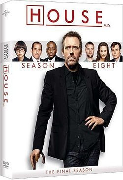 doctor house temporada 8 dvd original nueva y sellada