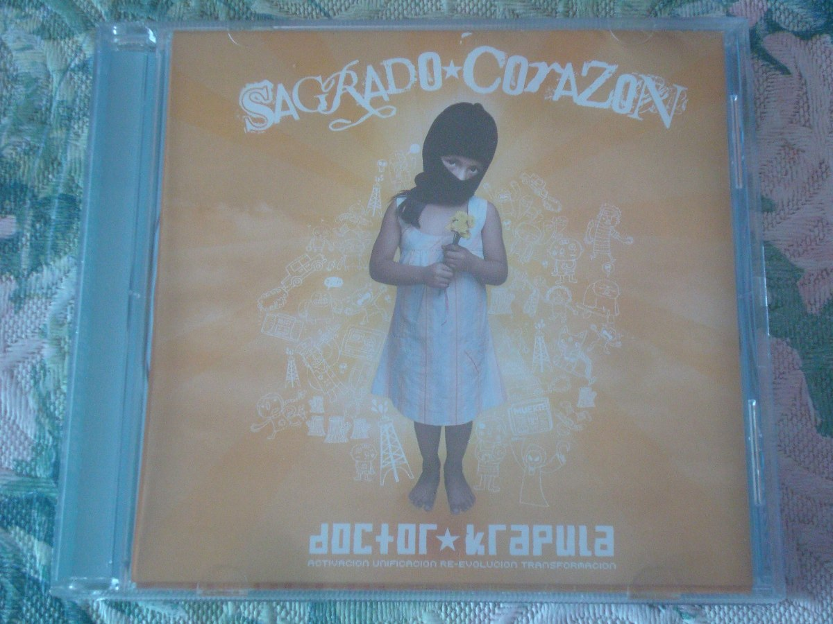 album sagrado corazon doctor krapula