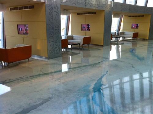 doctor obra porcelanato líquido autonivelante piso 3d epoxi