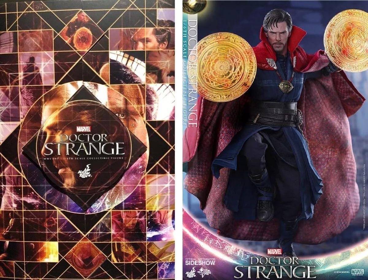 7b6e0be506a doctor strange - dr estranho hot toys benedict cumberbatch. Carregando zoom.