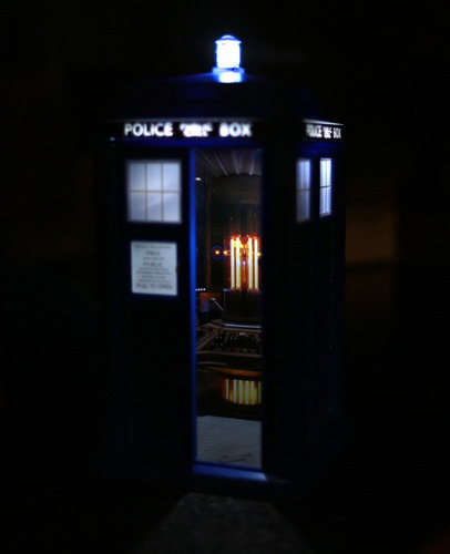 doctor who 12th flight control tardis