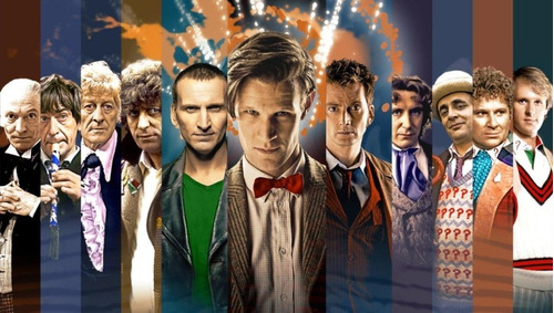 doctor who serie completa digital