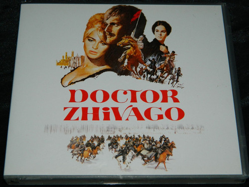 doctor zhivago david lean edición india vcdx3