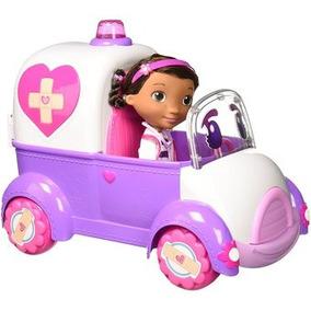 Juguetes Doc Rosie Ambulancia Doctora Hospital Y Carro n0wOPXZN8k