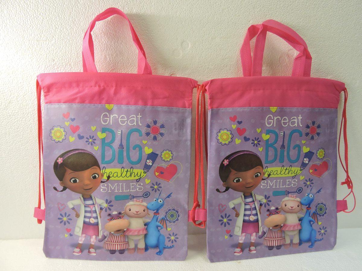 Doctora juguetes dulceros bolsas fiesta 10 regalos for Regalos para fiestas de cumpleanos infantiles