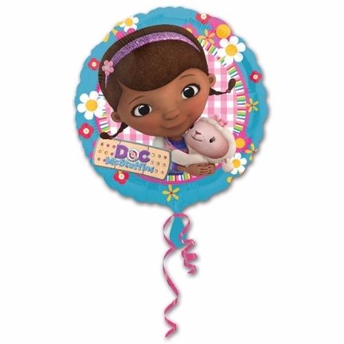 doctora juguetes manteleria, globos, invitacion originales