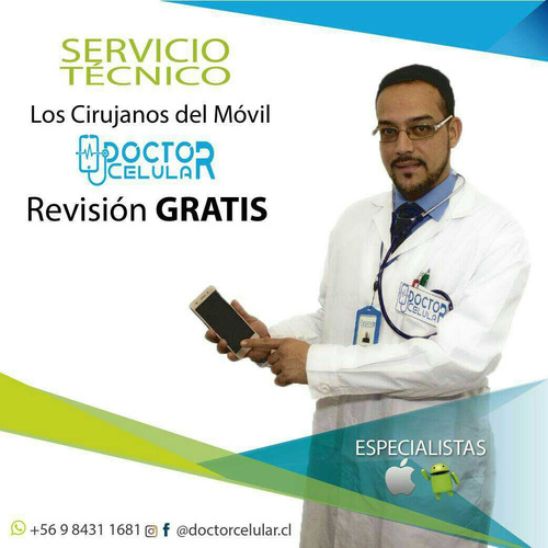 doctorcelular.cl  servicio tecnico cel ,tablets,  notebooks