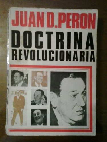 doctrina revoluciona juan domingo peron freeland