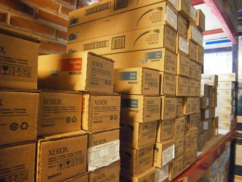 docucolor 252 xerox workcentre 7775 toner original facturado