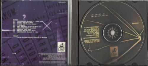 document 01 various trance/tribal 96 cd (ex+/ex)(us)impor***